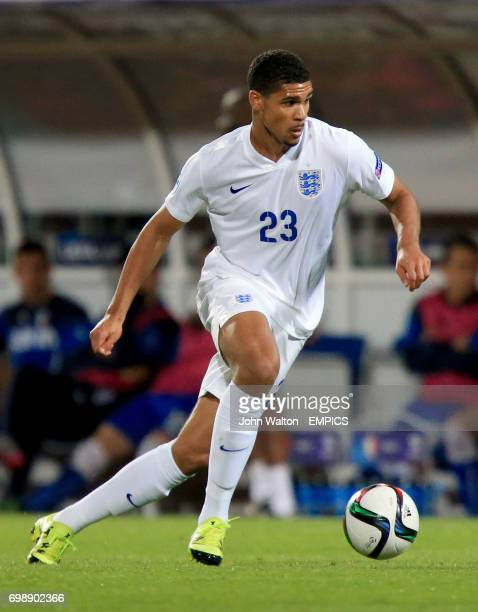 England's Ruben LoftusCheek