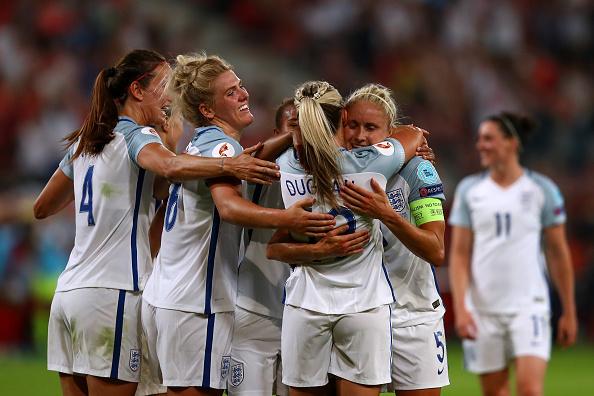 England v Scotland - UEFA Women's Euro 2017: Group D : News Photo