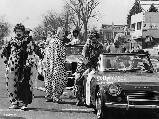 MAY 9 1970 MAY 12 1970 MAY 13 1970 Englewood Colorado Parade Goodwill Ambassador Parade Rolls On More than 50 groups participated in Englewood's...