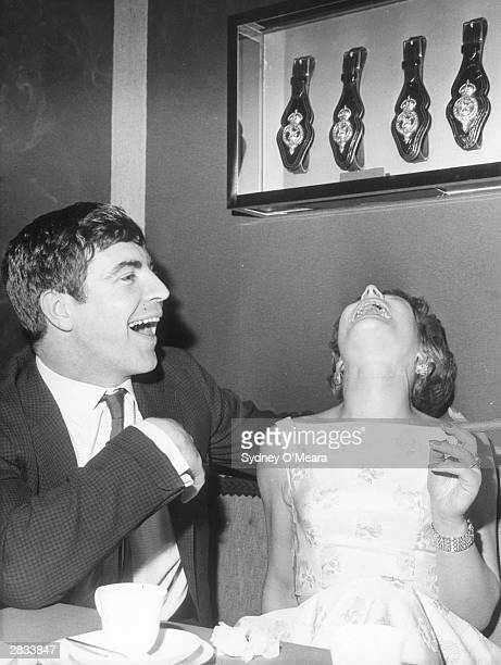 English actor Alan Bates with the actress Susan Marryott The Veteran stage and screen actor Sir Alan Bates lost his fight against liver cancer on...