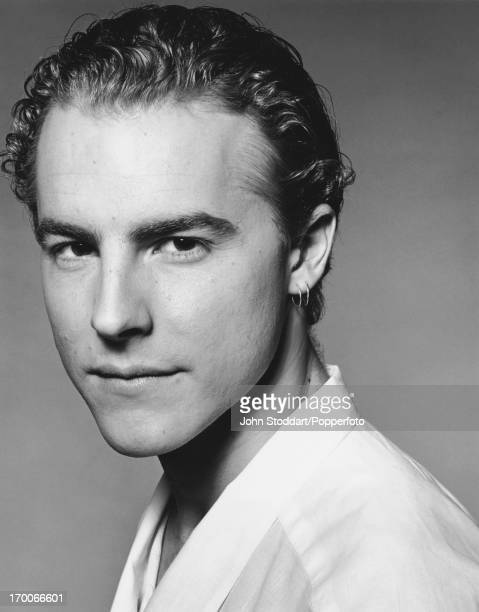 English actor and director Samuel West 1990