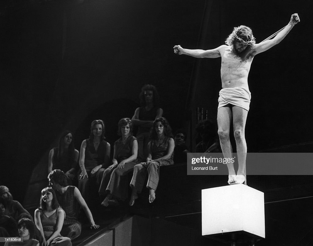jesus christ superstar pictures getty images