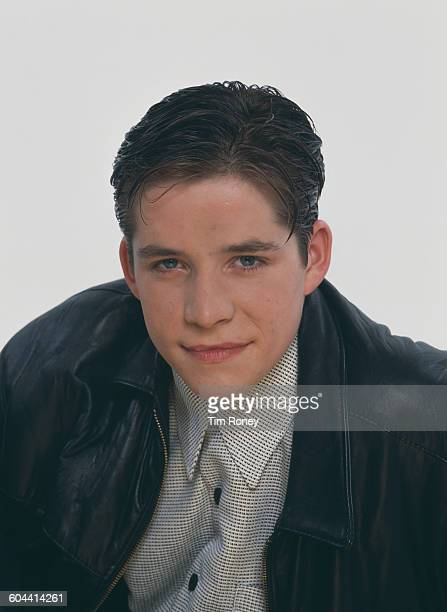 English actor and singer Sean Maguire circa 1993