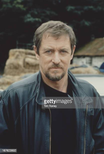 English actor and writer John Nettles circa 1996