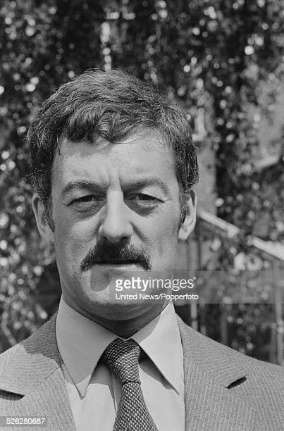 English actor Bernard Hill posed during filming of the television series Fox in London on 12th July 1979