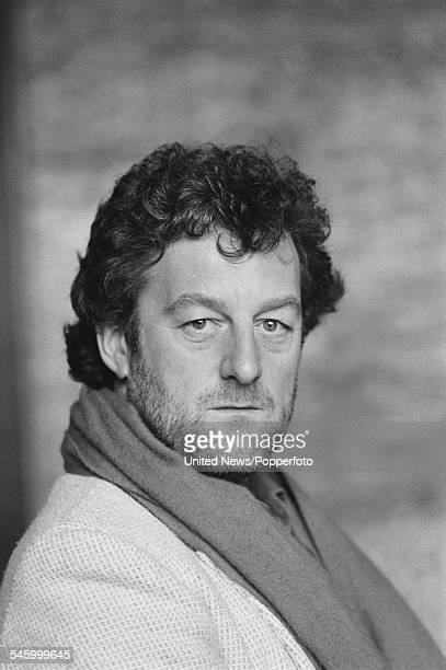 English actor Bernard Hill who appears in the television film 'King Henry VI Part 1' pictured in London on 30th December 1982