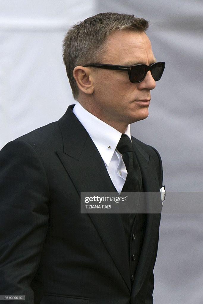 Daniel Craig - Actor   Getty Images Daniel Craig