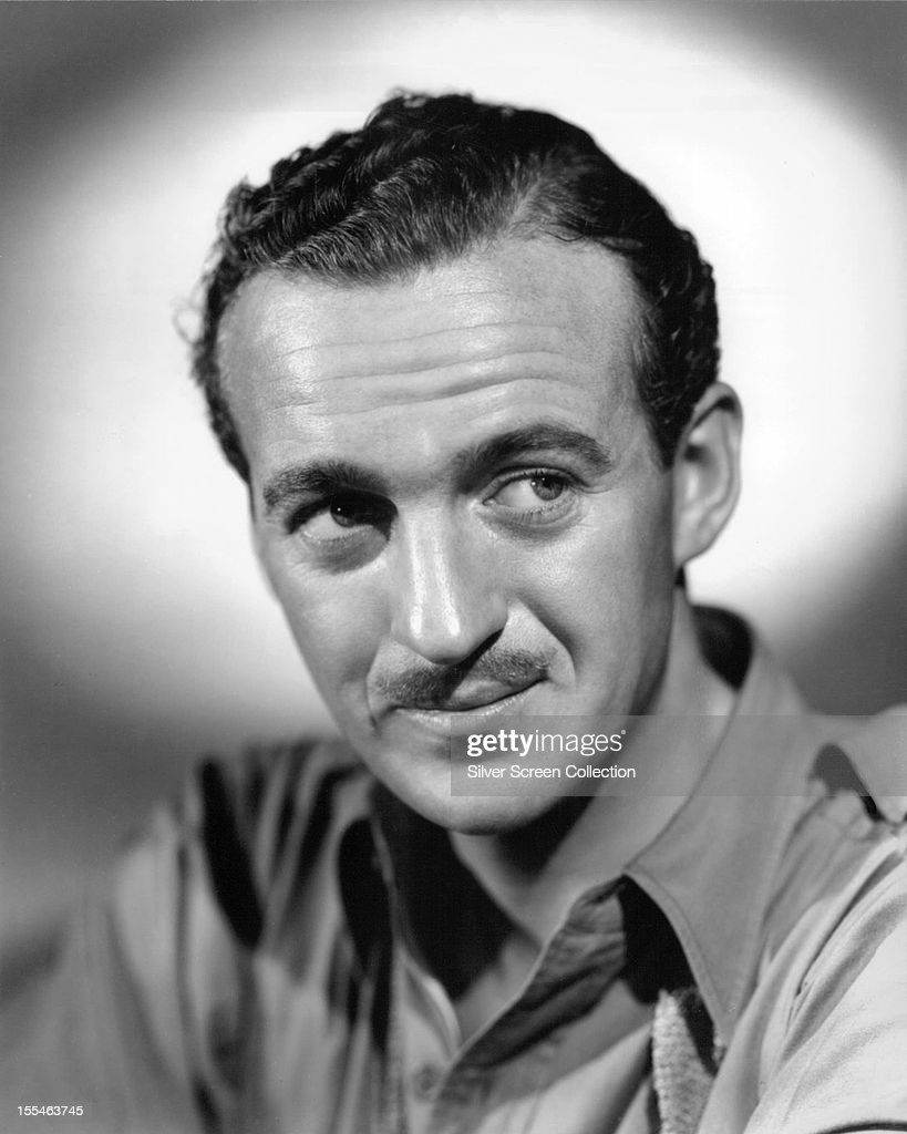 English actor <a gi-track='captionPersonalityLinkClicked' href=/galleries/search?phrase=David+Niven&family=editorial&specificpeople=123835 ng-click='$event.stopPropagation()'>David Niven</a> (1910 - 1983), circa 1935.