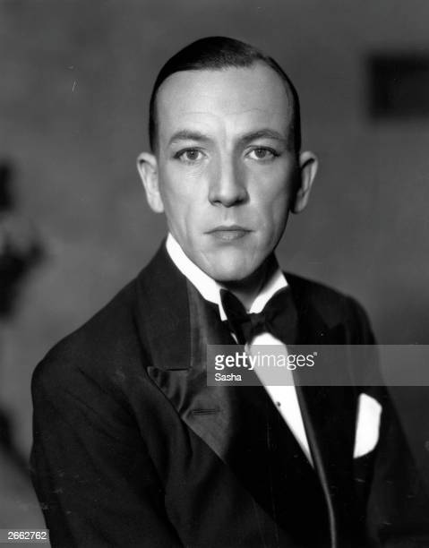English actor dramatist and composer Noel Coward