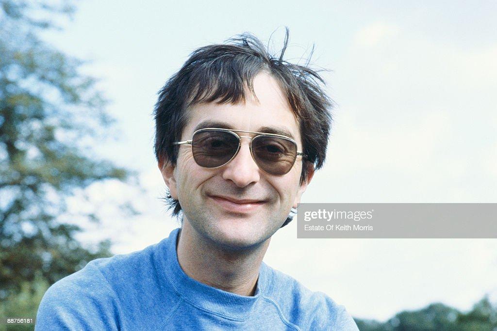 English actor, historian and broadcaster Tony Robinson during the filming of comedy sketch show 'Who Dares Wins', 1986.