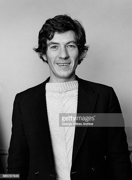English actor Ian McKellen