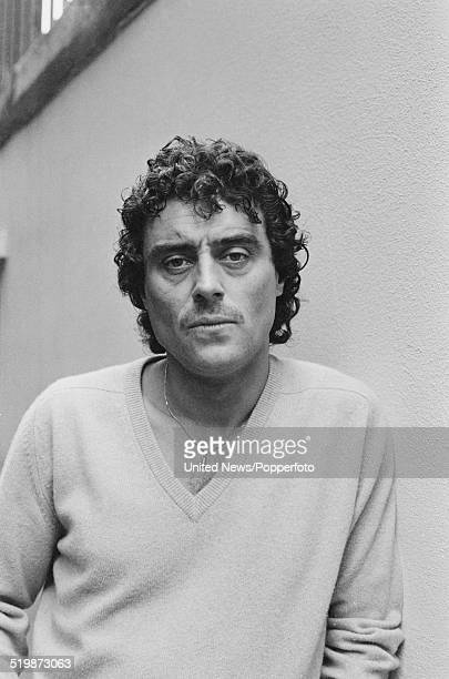 English actor Ian McShane pictured in London on 22nd November 1979