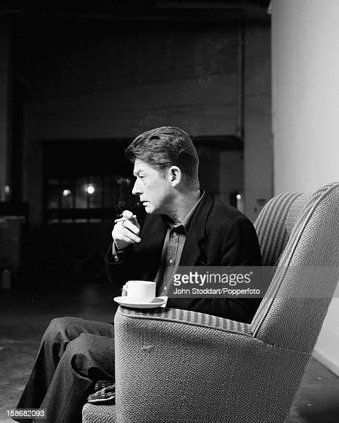English actor John Hurt 1988