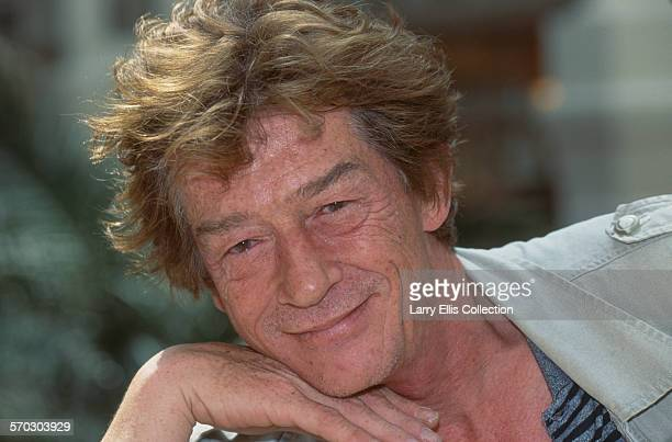 English actor John Hurt circa 1985