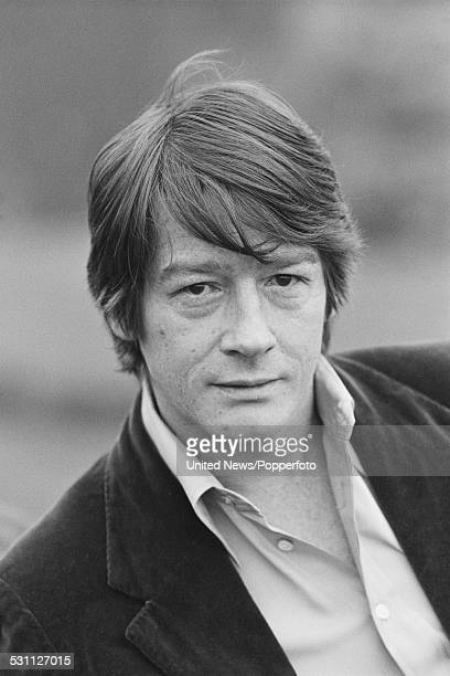 English actor John Hurt who plays the character of Caligula in the television series Caligula pictured in London on 24th November 1976