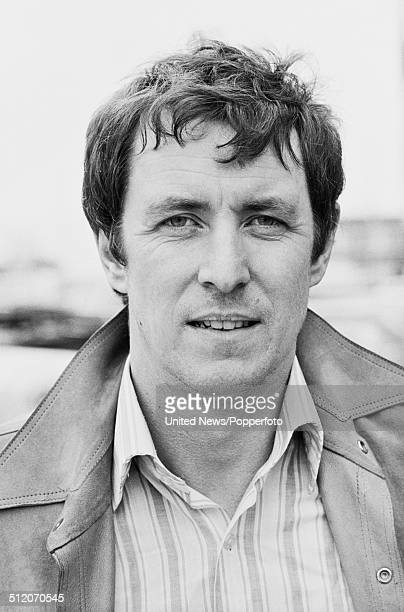 English actor John Nettles who appears in character as Jim Bergerac in the television drama series 'Bergerac' posed on 24th March 1981