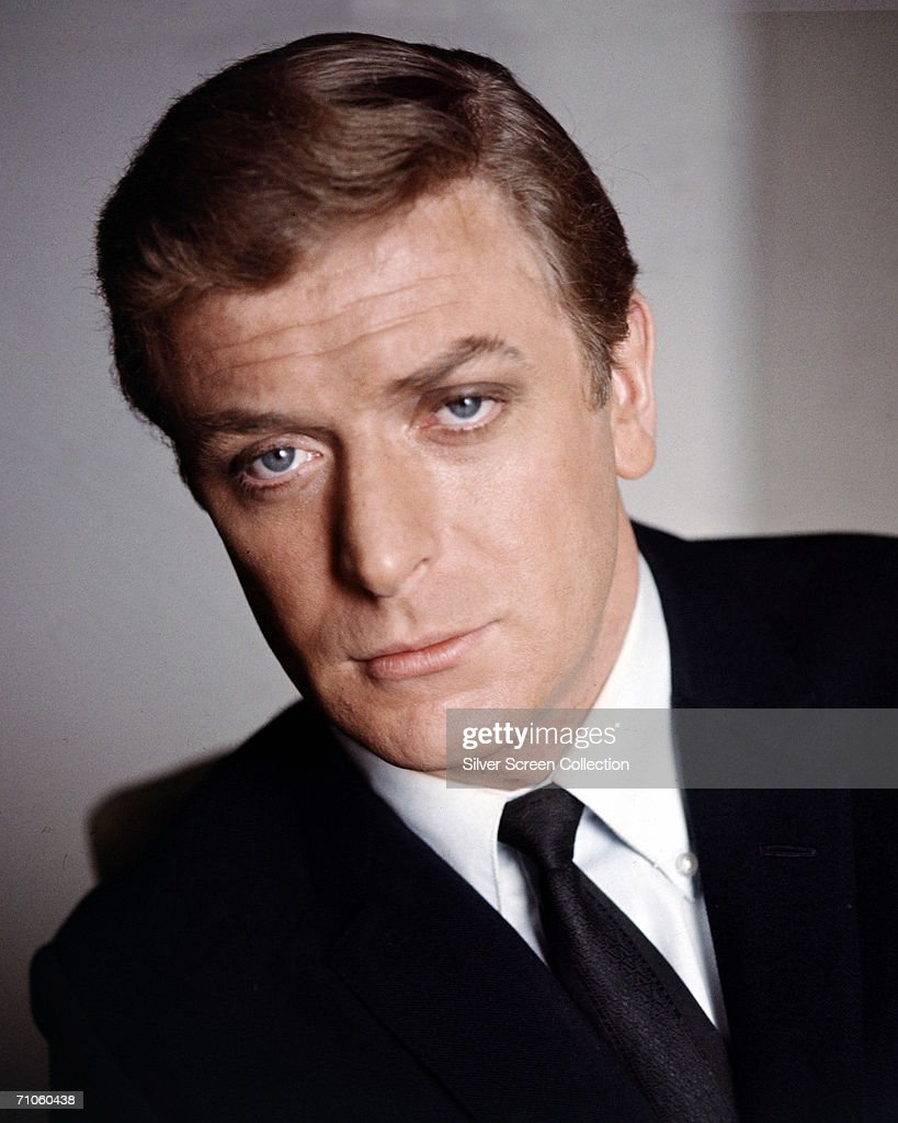 English actor Michael Caine, circa 1966.
