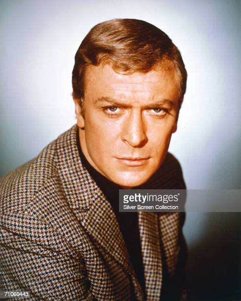 English actor Michael Caine circa 1967
