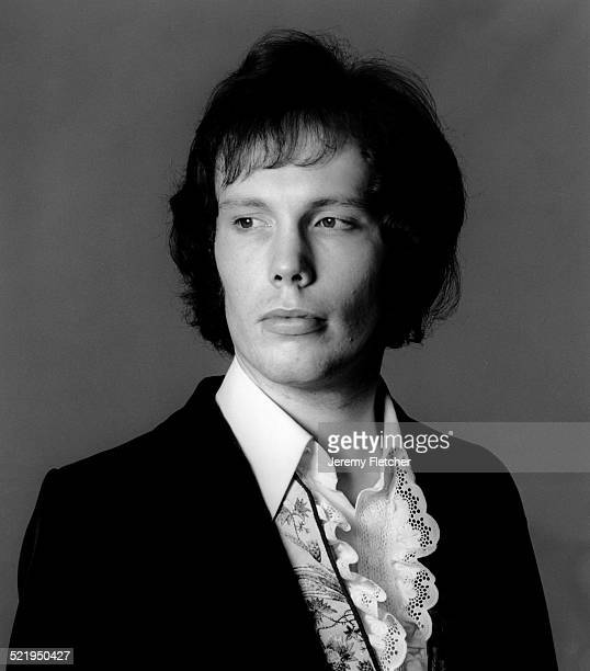 English actor novelist and screenwriter Julian Fellowes London 1972