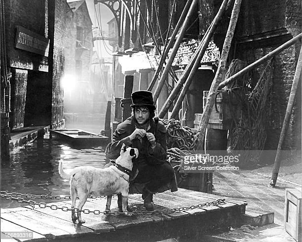 English actor Oliver Reed as Bill Sikes in 'Oliver' directed by Carol Reed 1968