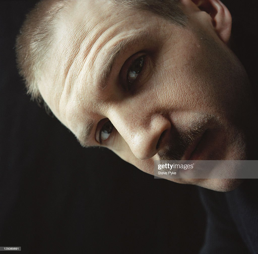 English actor Ralph Fiennes,April 2003.