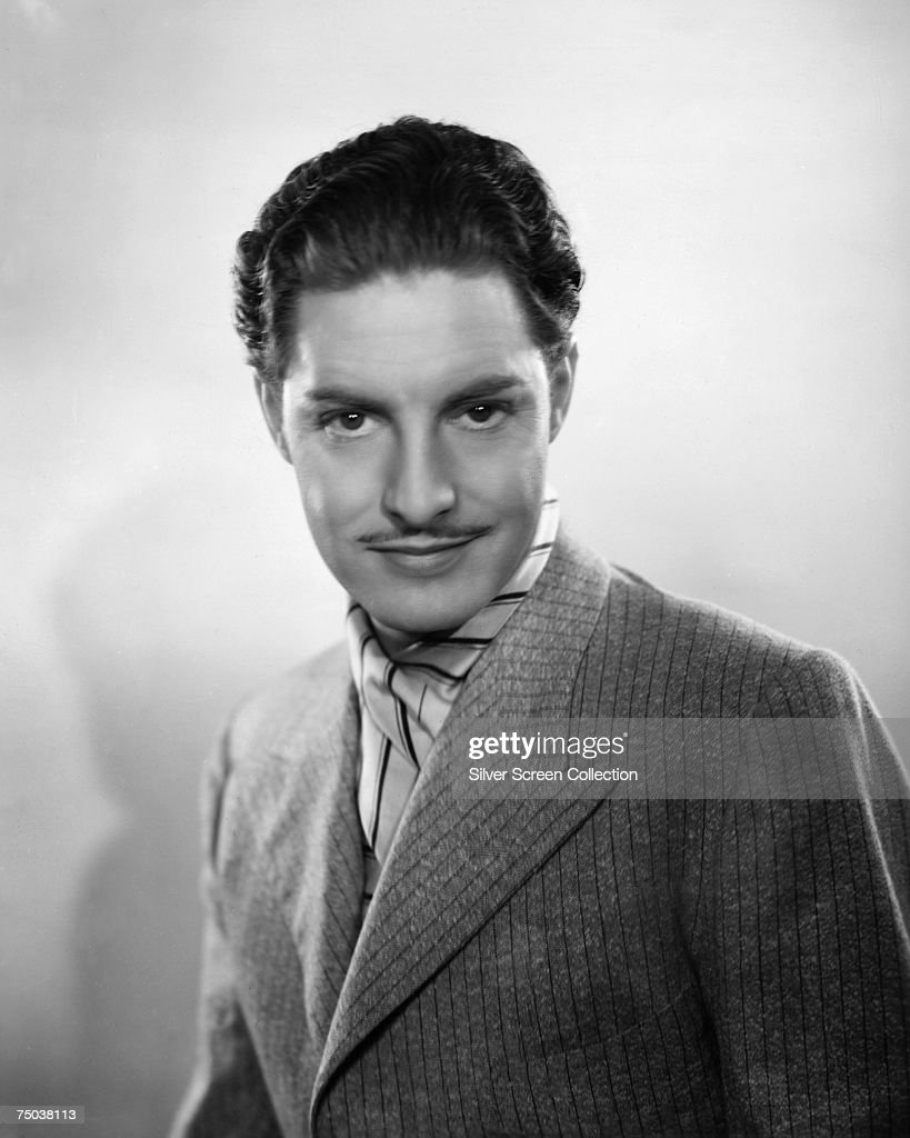 English actor <a gi-track='captionPersonalityLinkClicked' href=/galleries/search?phrase=Robert+Donat&family=editorial&specificpeople=210842 ng-click='$event.stopPropagation()'>Robert Donat</a> (1905 - 1958), circa 1940.