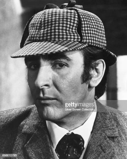 English actor Robert Stephens as Sherlock Holmes in a publicity still for the film 'The Private Life of Sherlock Holmes' 1970