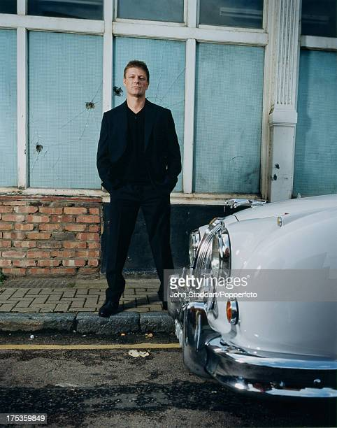 English actor Sean Bean circa 2001