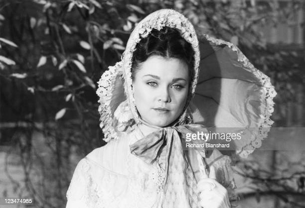 English actress Amanda Redman as she appears in the film 'Give My Regards to Broad Street' 1984