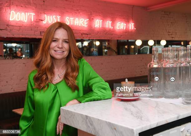 English actress and DJ Patsy Palmer's London launch of her exclusive networking series Common Wealth Lifestyle Events at GRIND Clerkenwell on May 15...