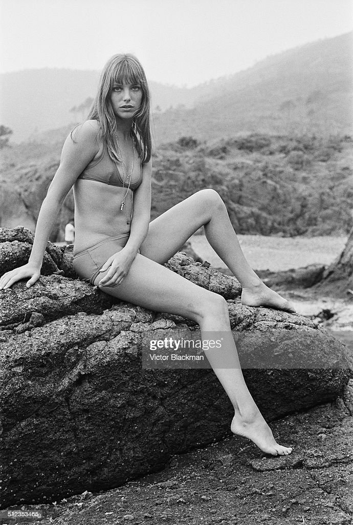 English actress and singer, <a gi-track='captionPersonalityLinkClicked' href=/galleries/search?phrase=Jane+Birkin&family=editorial&specificpeople=159385 ng-click='$event.stopPropagation()'>Jane Birkin</a>, 18th May 1969.