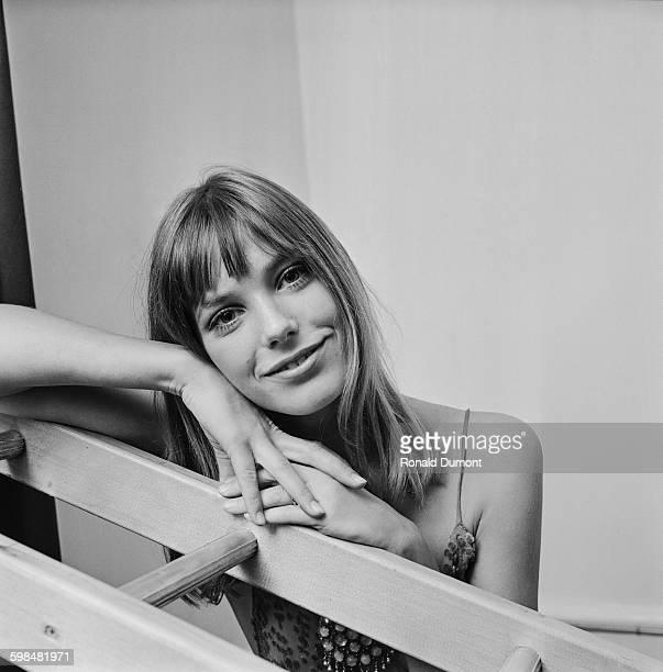 English actress and singer Jane Birkin UK 24th September 1967