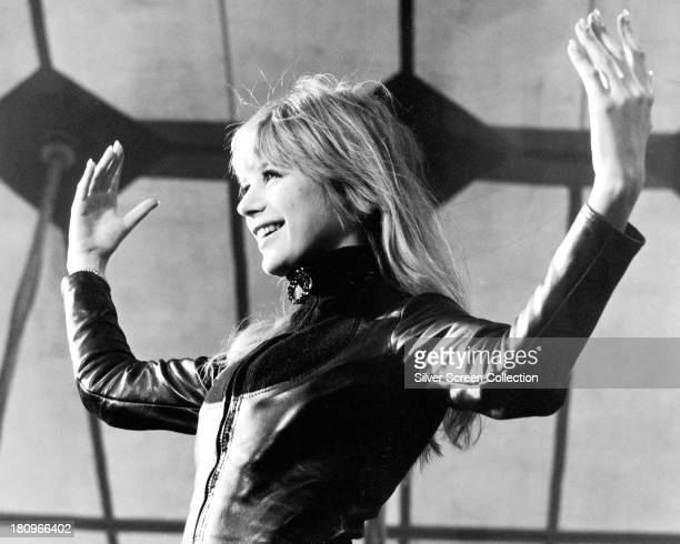 English actress and singer Marianne Faithfull as Rebecca in 'The Girl On A Motorcycle' directed by Jack Cardiff 1968