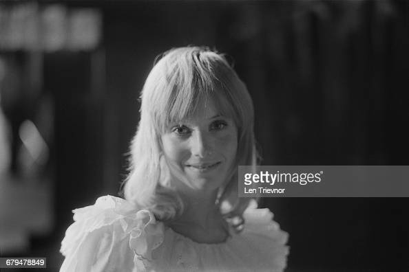 English actress Belinda Carroll who is playing Wendy in the play 'Peter Pan' during rehearsals at the London Coliseum UK 12th December 1971 Actress...