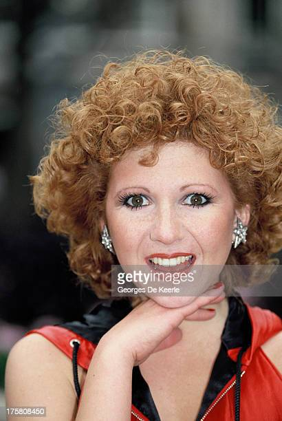 English actress Bonnie Langford in 1990 ca in London England