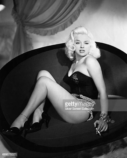 English actress Diana Dors circa 1960