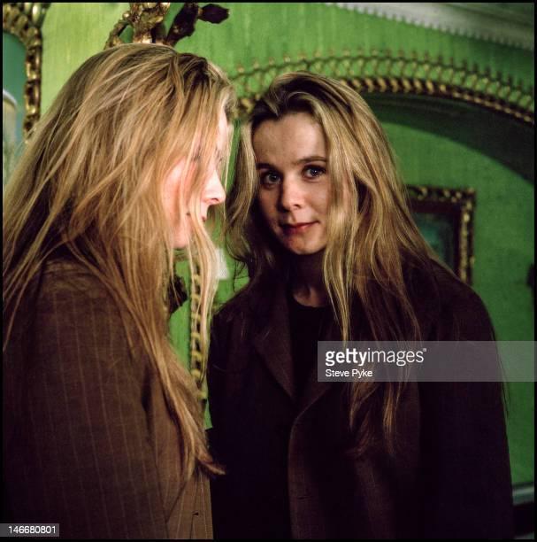 English actress Emily Watson 7th February 1998