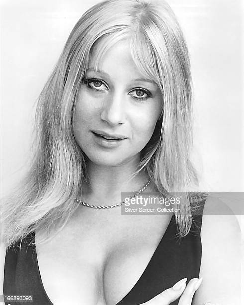 English actress Helen Mirren circa 1970