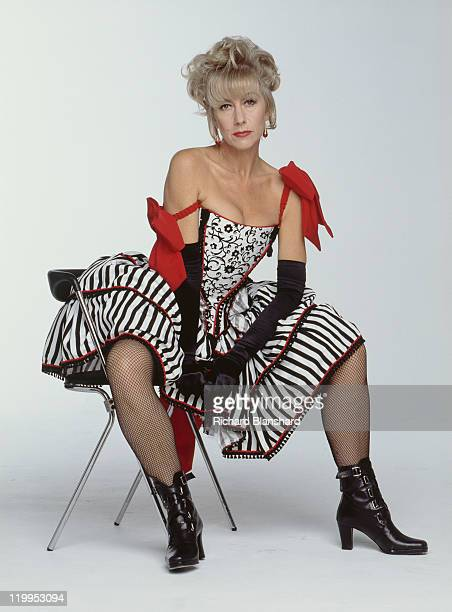 English actress Helen Mirren circa 1995