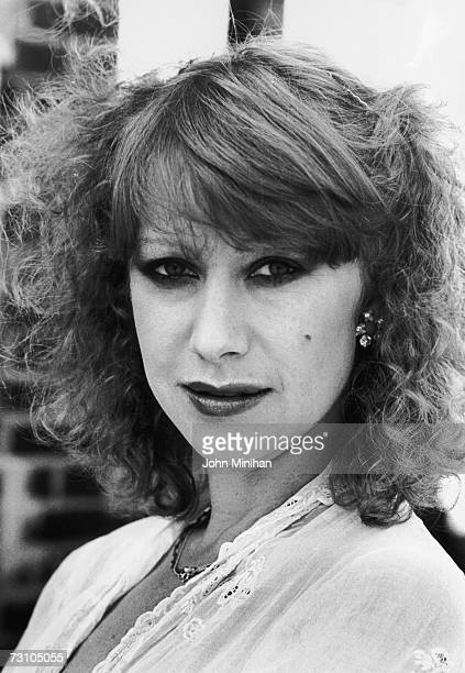 English actress Helen Mirren May 1976