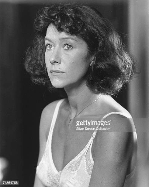 English actress Helen Mirren stars as Catholic widow Marcella in 'Cal' directed by Pat O'Connor 1984