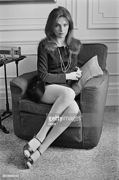 English actress Jacqueline Bisset UK 17th April 1970