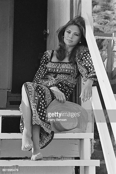 English actress Jacqueline Bisset USA 4th May 1970