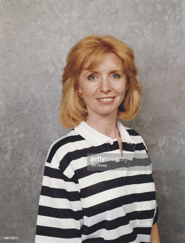 English actress Jane Asher, circa 1990.