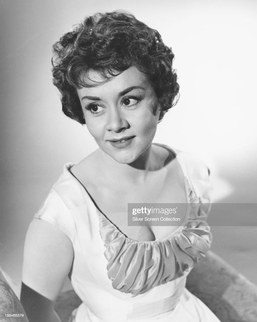 English actress <a gi-track='captionPersonalityLinkClicked' href=/galleries/search?phrase=Joan+Plowright&family=editorial&specificpeople=217859 ng-click='$event.stopPropagation()'>Joan Plowright</a>, circa 1955.