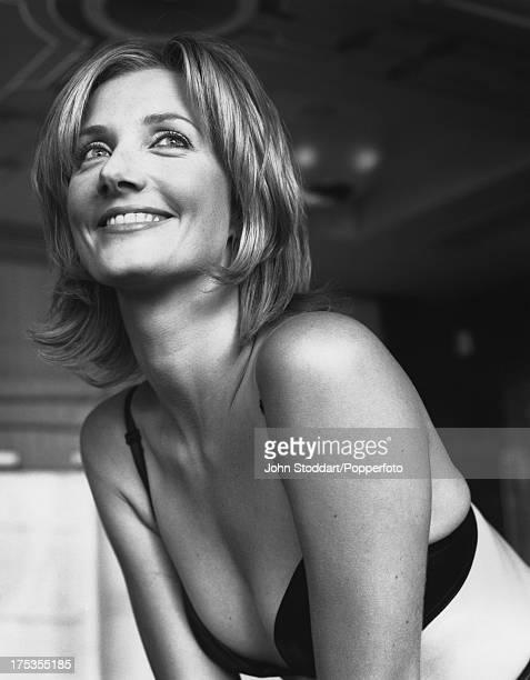 English actress Joely Richardson 1996