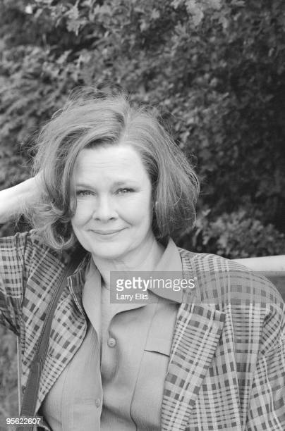 English actress Judi Dench 15th June 1988