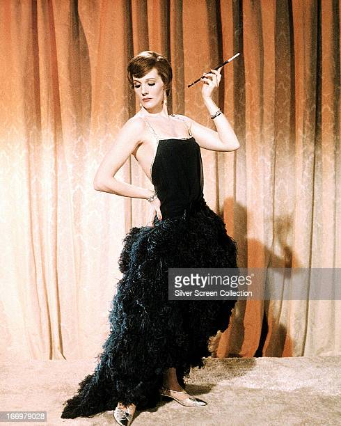 English actress Julie Andrews as Millie Dillmount in 'Thoroughly Modern Millie' directed by George Roy Hill 1967