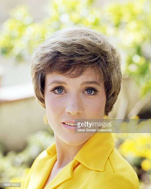 English actress Julie Andrews circa 1965