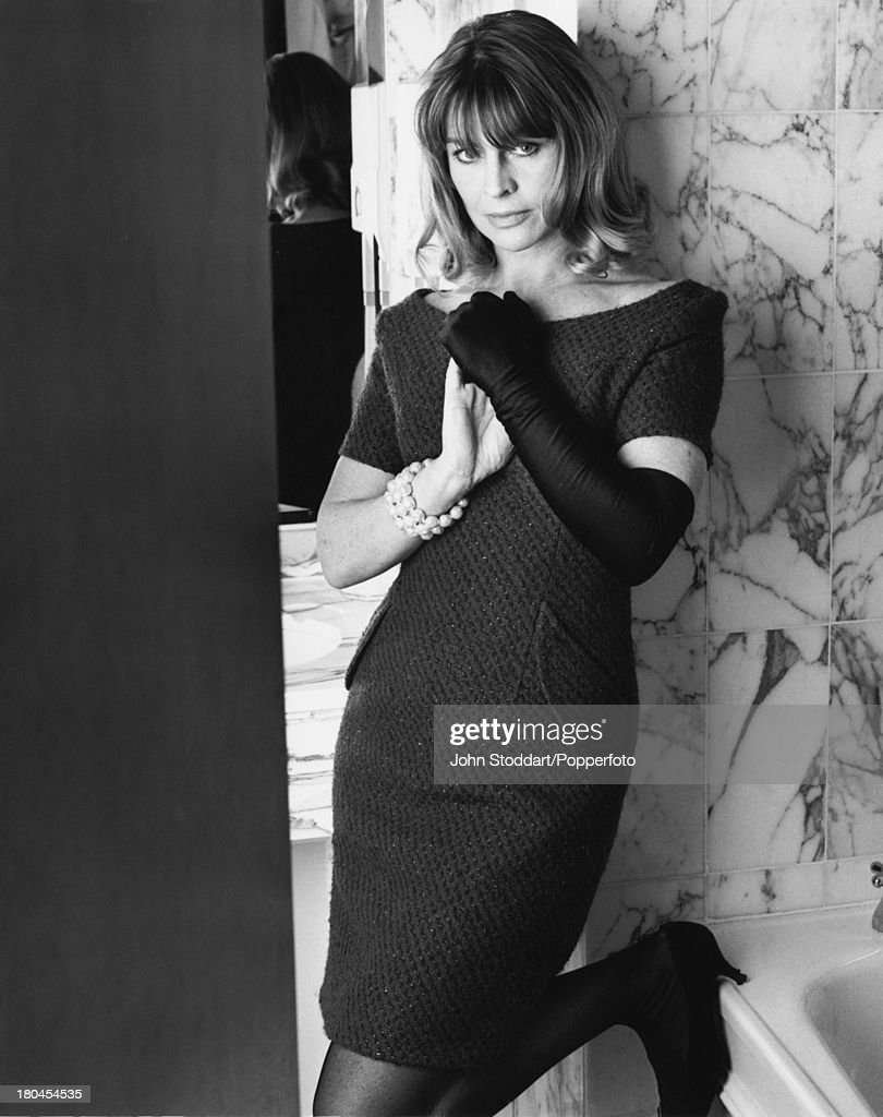 English actress Julie Christie, circa 1990.
